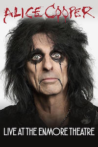 Alice Cooper - Live at The Enmore Theatre