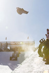 Dew Tour Highlights, odc. 1