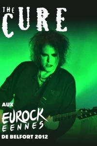 The Cure - Eurockéennes 2012