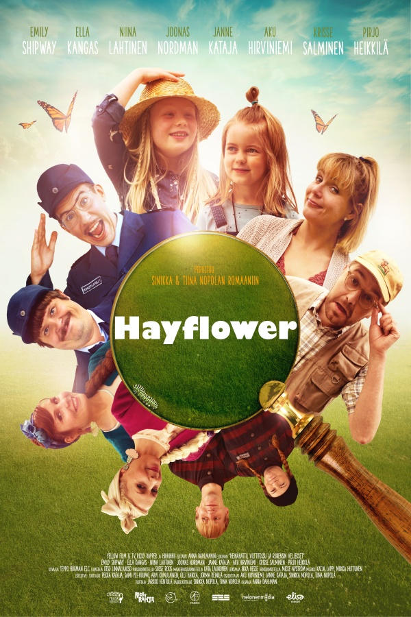 NEW Hayflower